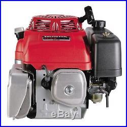 New Honda GXV340UT2DX3 Engine Vertical Shaft 1 3-5/32 Manual Start 8.9 HP