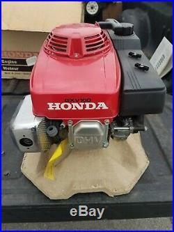 New Old Stock Genuine Honda Engine GXV160 Vertical Shaft
