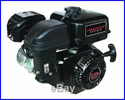 New Predator Horizontal Shaft Go Cart Mini Bike Gas Engine 6.5 HP 212 CC