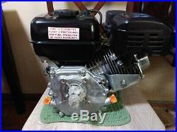 New! Predator Horizontal Shaft Go Cart Mini Bike Gas Engine 6.5 Hp. Free Ship