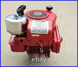 New VTG NOS Briggs & Stratton 4 hp Gas Engine Vertical Shaft 114908-0018-01 NICE
