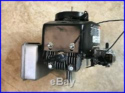 New Vintage Briggs and Stratton 5hp Engine - 2 cycle / vertical shaft
