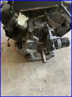 Nice Used Kohler Command 20hp Vert Shaft ENGINE 1 Good Running Engine