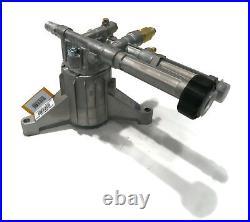 OEM AR 2600 psi POWER PRESSURE WASHER WATER PUMP Brute 020450-1 020346-0 Engine
