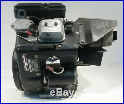 OEM Briggs Stratton 18 HP Engine 350447-1118-A1 Horizontal Shaft vanguard VTwin