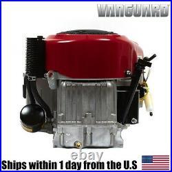 OEM Briggs & Stratton 386777-3025-G1 23HP Vertical 1-1/8x4 Shaft ES Engine