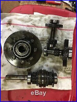 OEM Club Car Gear Set & Input Shaft gas engine golf cart Differential Rear