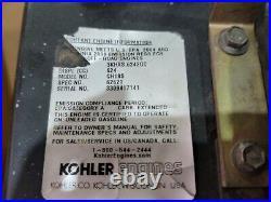 OEM Kohler 18Hp Grasshopper CH18S-62621 Command Horizontal Shaft Zero Turn ZTR