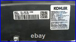 OEM Kohler SV715-3002 VERTICAL SHAFT COURAGE ENGINE WITH EXHAUST fits ZTR Mowers