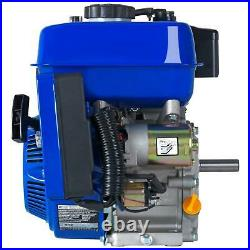 Oem 4 Cycle Portable 3/4 Shaft Gas Powered Recoil Electric Start Engine New