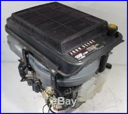 Oem Kawasaki Vertical Shaft 18hp Liquid Cooled Complete Engine Motor Fd590v-bs04