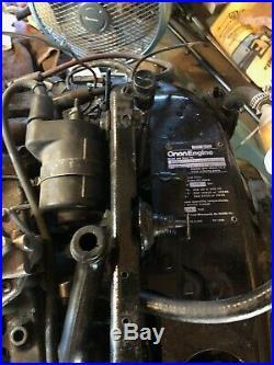 Onan B43G 18 hp Horizontal Shaft Engine