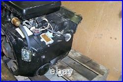Onan P218G ENGINE 893 hours John Deere 318 Skid Steer Horizontal Shaft Engine
