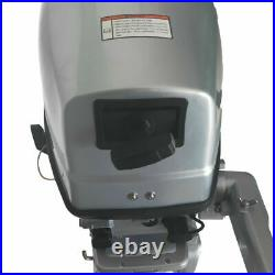 Outboard 7HP 2 Stroke Gas Motor Boat Engine SHORT SHAFT Water Cooling CDI System
