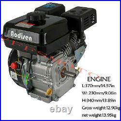 PREDATOR HORIZONTAL SHAFT GO CART gOKART MINI BIKE GAS ENGINE 7 HP 212 CC 170F