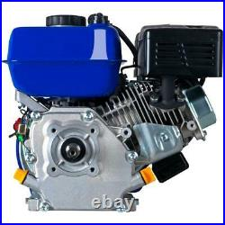 Portable 7 HP 3/4 inch Shaft Gas-Powered Recoil/Electric Start Engine Replace