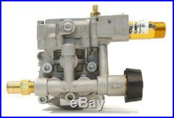 Power Pressure Washer Water Pump for Intek 190, OHV Honda GC160, 5-6 HP Engines