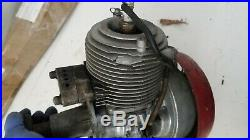 Power Products Coporation Vertical Shaft Gas Engine Model V47 Type B502A Lawn