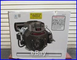 Predator 22 HP (670cc) V-Twin Horizontal Shaft Gas Engine EPA 61614 (PICK UP)