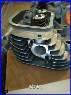 Predator 22 HP 670cc V-Twin Horizontal Shaft Gas Engine race build heads cam