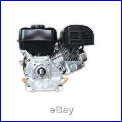 Predator Shaft Gas Engine 6.5 HP 212cc OHV Horizontal Recoil Start Fuel Shut Off