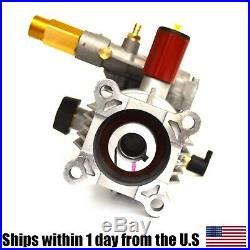Pressure Washer Water Pump Many Makes Models With Honda GC160 Engine 7/8 Shaft