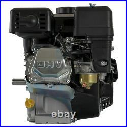 Pull Start 7 HP Go Kart Log Splitter Gas Power Shaft Engine Motor