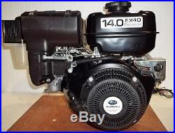 Robin Subaru Horizontal Engine 14 HP EX40 OHC 1 Shaft #EX400DS6010