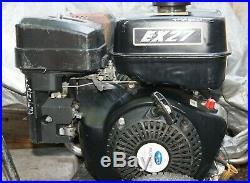 Robin Subaru Horizontal Gas Multi purpose Engine 9 HP EX27 OHC 1 Shaft Go Cart