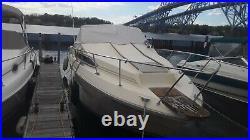 SEA RAY 260 Cuddy Cruiser New Mercruiser 260 Engine