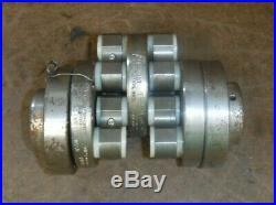 Schmidt Offset Shaft Coupling Gas Engine Motor