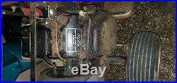 Sears Craftsman Gt14 Gt-14 Tecumseh 14hp Horizontal Shaft Engine Electric Start