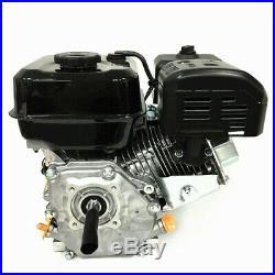 Sigma 6.5HP 196CC OHV Horizontal Shaft Gas Engine FREE SHIPPING