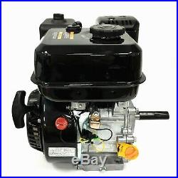 Sigma 6.5HP 212CC OHV Horizontal Shaft Gas Engine For lawnmover Generator Pump