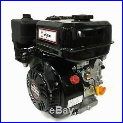 Sigma 6.5 HP 212CC OHV Horizontal Shaft Gas Engine For Compressor Log Splitter