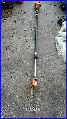 Stihl Pole Saw engine / shaft ht 75 it will crank with gas in carb g383
