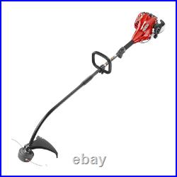 String Trimmer 26 2-Cycle Curved Shaft Light Weedeater Gas Engines Yard Tool