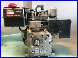 TECUMSEH LH195SP-67514D 195cc/ 5.5 HP HORIZONTAL SHAFT ENGINE USED