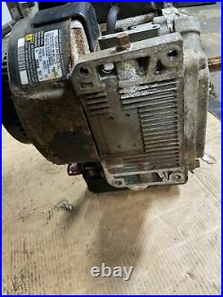 TECUMSEH OHSK 55 HORZONTAIL SHAFT ENGINE MOTOR 5.5 Hp Good Running See All Pic