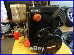 TECUMSEH / YARD MACHINES HMSK105-159908 -10HP358cc HORIZONTAL SHAFT ENGINE USED