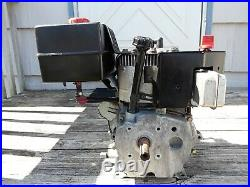 Tecumseh HSK70 (H70) 7hp, 246cc engine, Excellent, Runs, snowking, 3/4 shaft