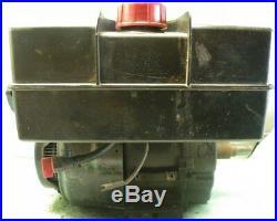 Tecumseh Hm80-155444p 8 HP Horizontal Shaft Engine Used