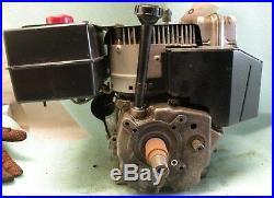 Tecumseh Hmsk80-155545u 8 HP Horizontal Shaft Engine Used