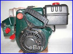 Tecumseh Hmsk90-156536e 9 HP Horizontal Shaft Engine Used