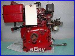 Tecumseh Hs50-67074c 5hp Engine Horizontal Shaft Used