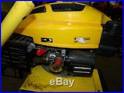 Tecumseh LEV120 COMPLETE RUNNING ENGINE- 6.0 hp-195cc Vertical Shaft, KARCHER
