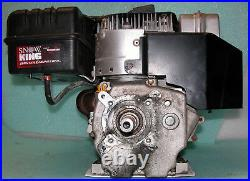 Tecumseh Lh318sa-156553h 8hp Horizontal Shaft Engine Used