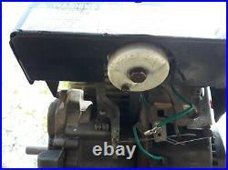 Tecumseh OHSK70 7hp OHV engine, excellent running, 3/4 shaft