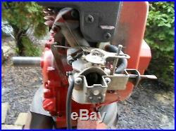Tecumseh Toro 524 Snowblower Engine 5hp HS50 1 shaft Runs Awesome