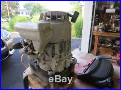 Tecumseh VM80 8HP engine, 1 vertical shaft